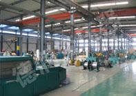 合肥s11油浸式变压器生产线